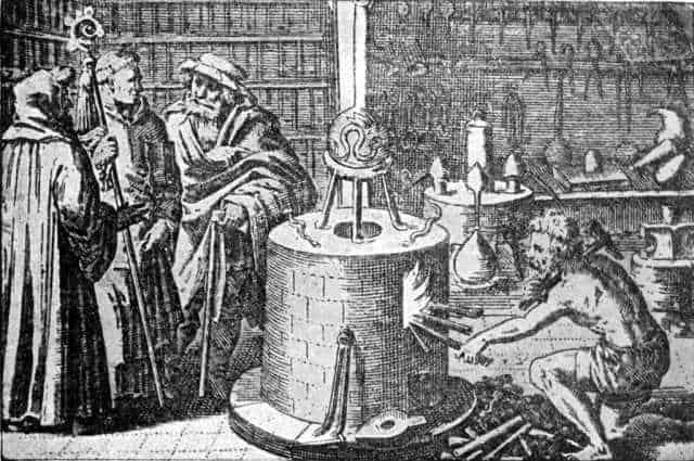Alchemical Laboratory - Project Gutenberg