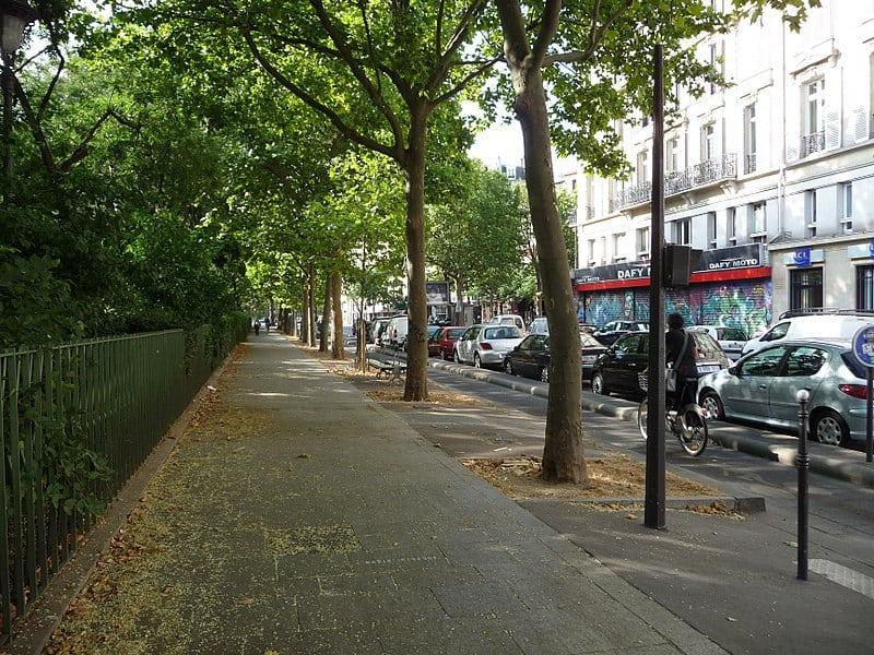 Blvd Richard Lenoir Paris