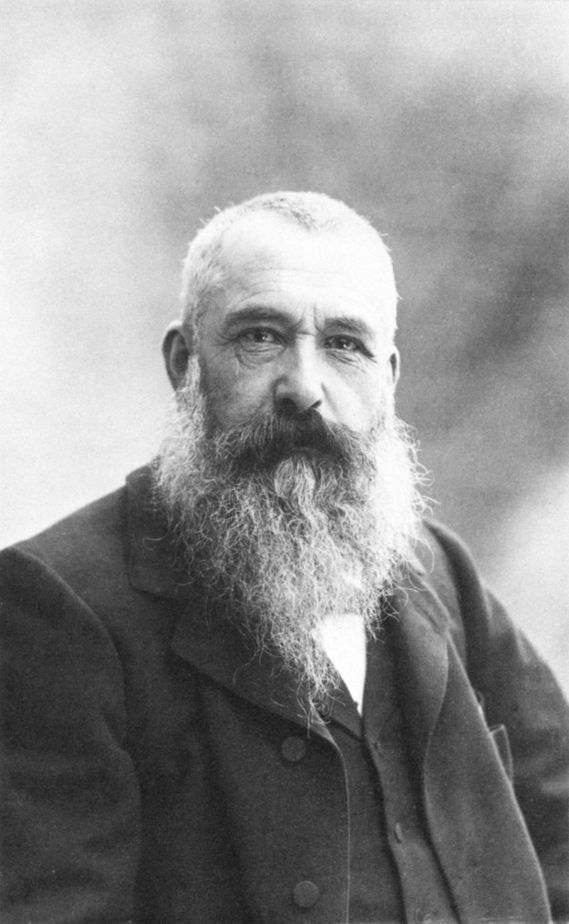 Photo Portrait Claude Monet