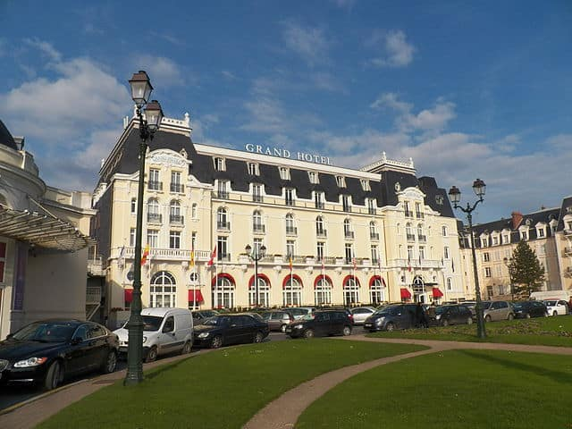 Grand Hôtel - Cabourg