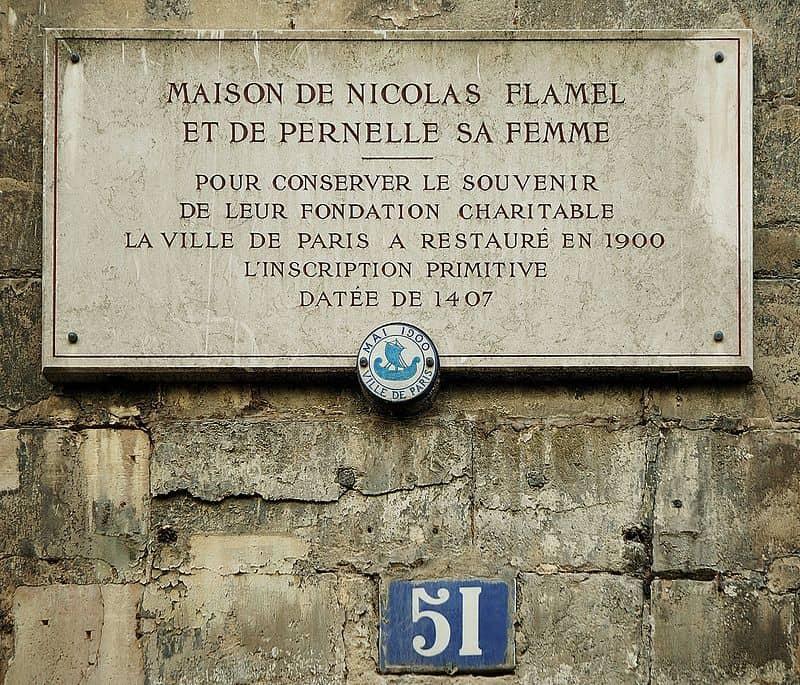 The Juiciest Facts about Nicolas Flamel