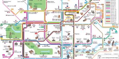 Neighborhood Map London.Top London Neighborhoods To Visit Discover Walks Paris