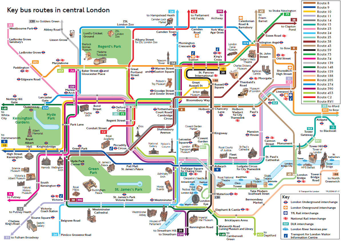 Marble Arch London Map.Maps Of London You Need Discover Walks London