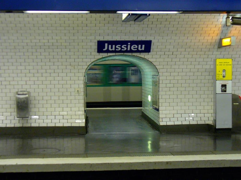 Jussieu Paris