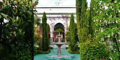 Jardins Mosque