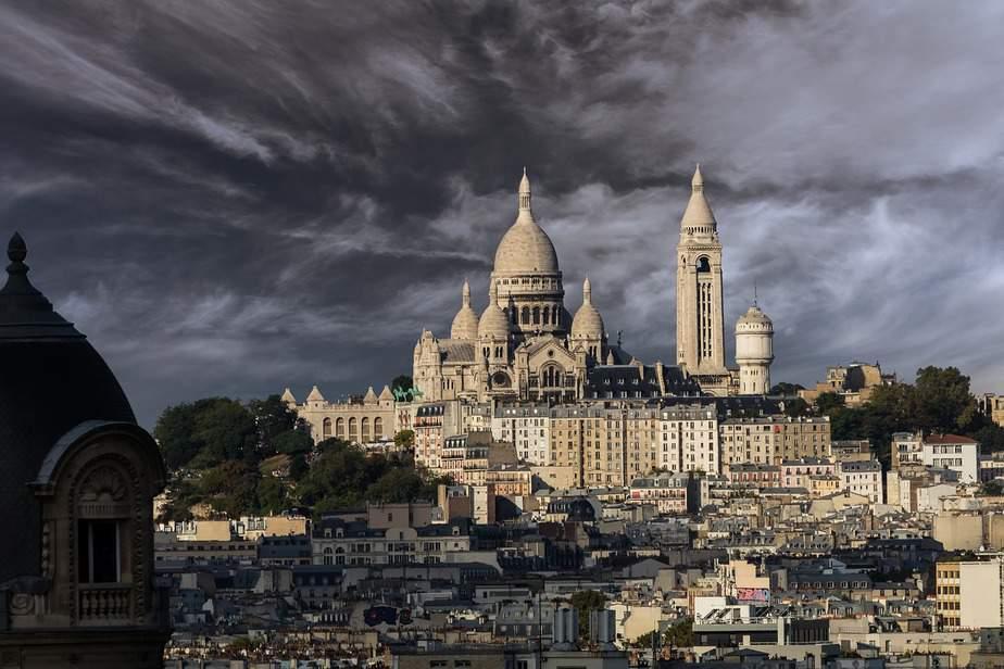 Montmartre Sky