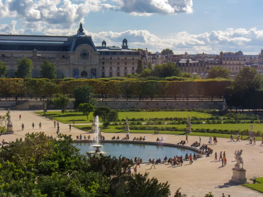 Luxembourg vs. Tuileries: which garden to choose?