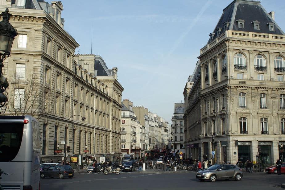 Rue du Faubourg