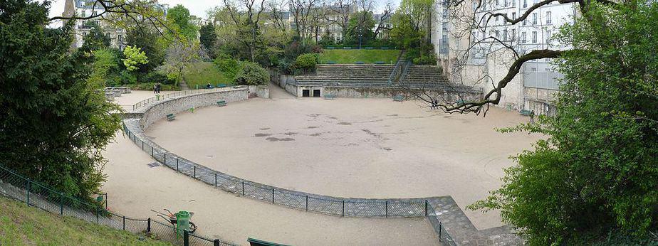 The Lutetia Amphitheater