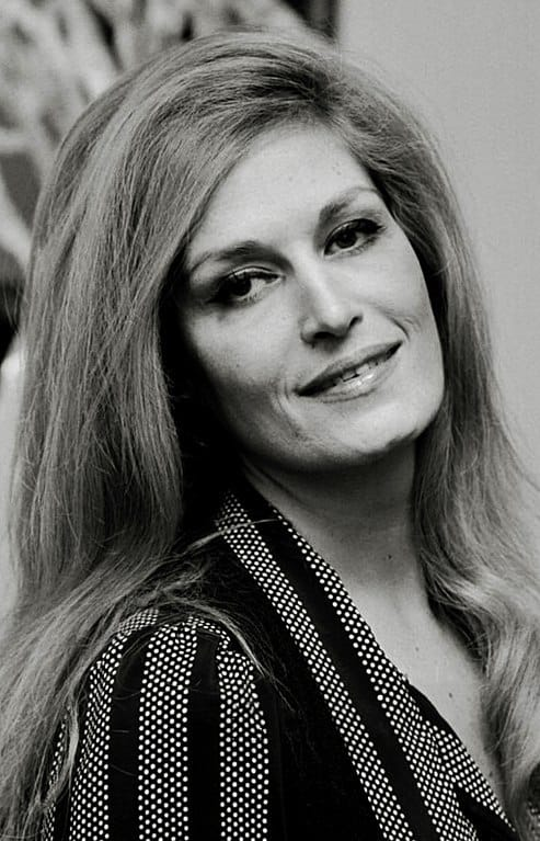Dalida in 1974