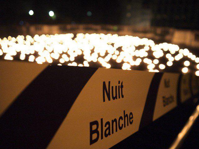 Nuit Blanche 2011 - Paris