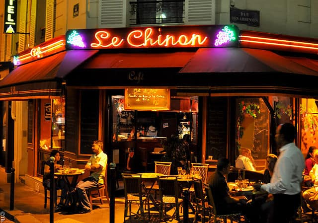 Le Chinon, 49 Rue des Abbesses, 75018 Paris