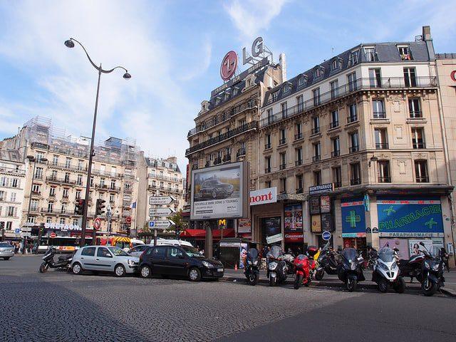 Montparnasse @ Paris