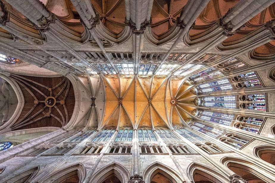 Beauvais's vault