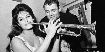 Dalida and Chet Baker