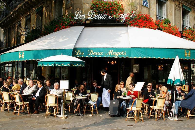 Café Deux Magots