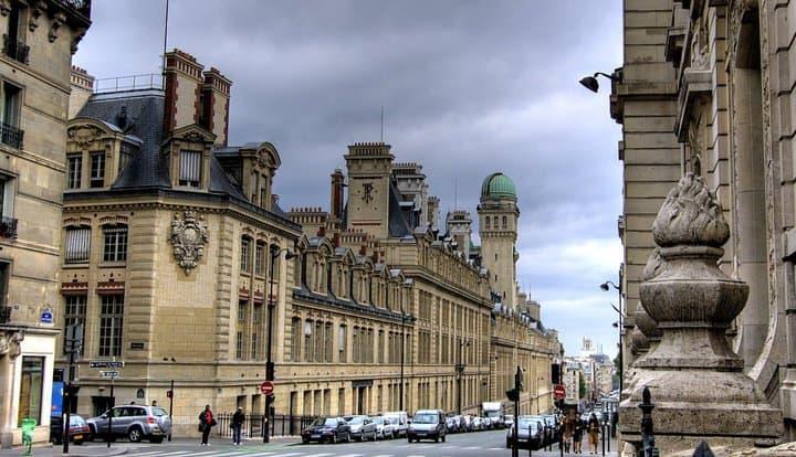 Rue Saint Jacques and The Sorbonne