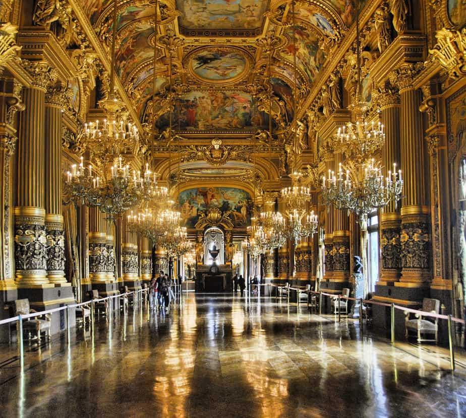The Opera Foyer