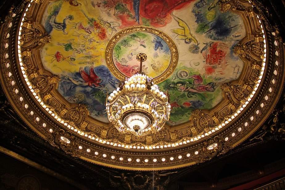 Chandelier Opera