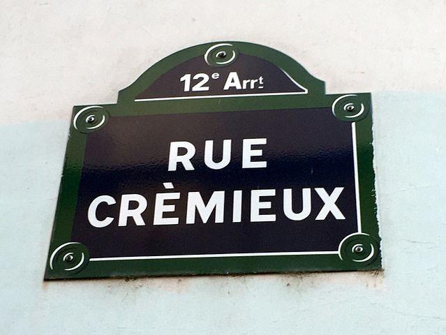 Rue Crémieux (Paris)