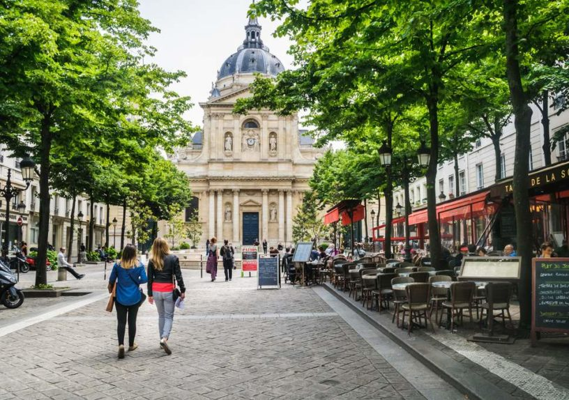 5 things to learn from Le Quartier Latin