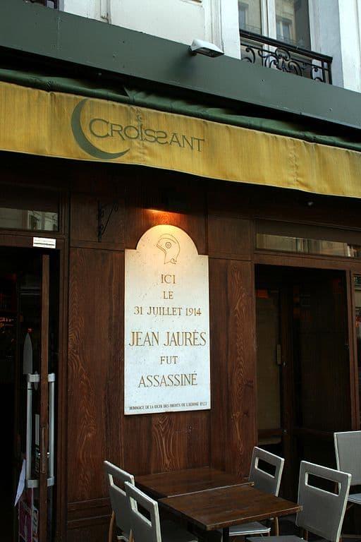 Café du Croissant