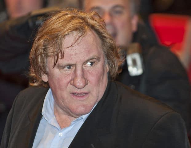 Depardieu in Berlin 2010
