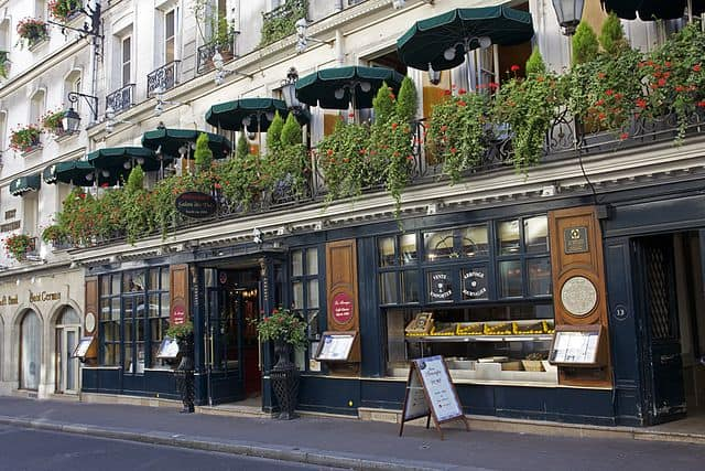 Le Procope, Paris
