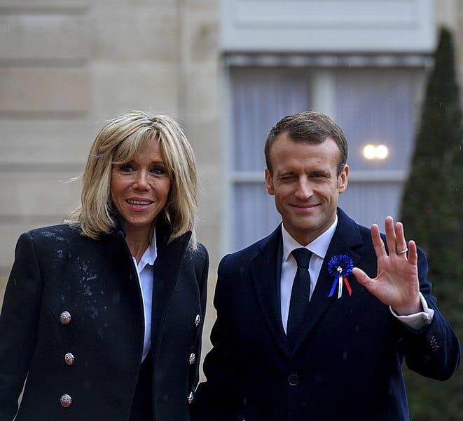 The Story Of Brigitte Macron Discover Walks Blog