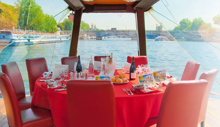 Paris Boat Cruises