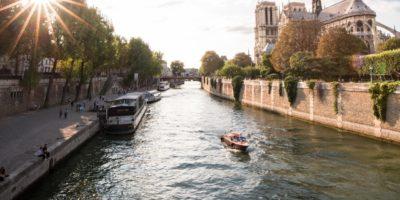 Boat Tours Paris