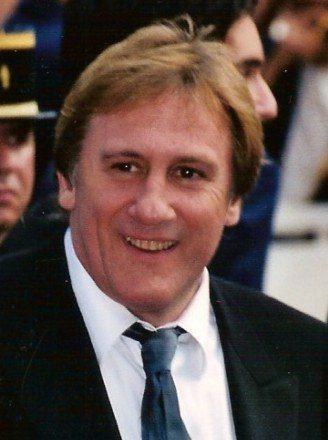 Depardieu in 2001