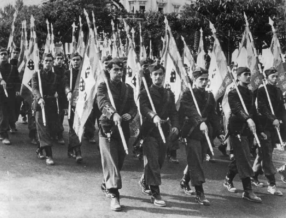 Lisbon during World War II 2