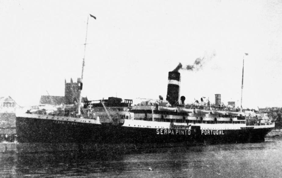 Lisbon during World War II 3