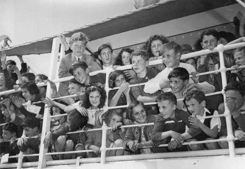 Lisbon during World War II