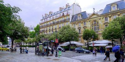 Paris VI Place Saint-Germain-des-prés