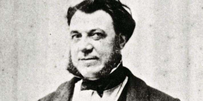 Paul Abadie, the architect of Sacré Coeur