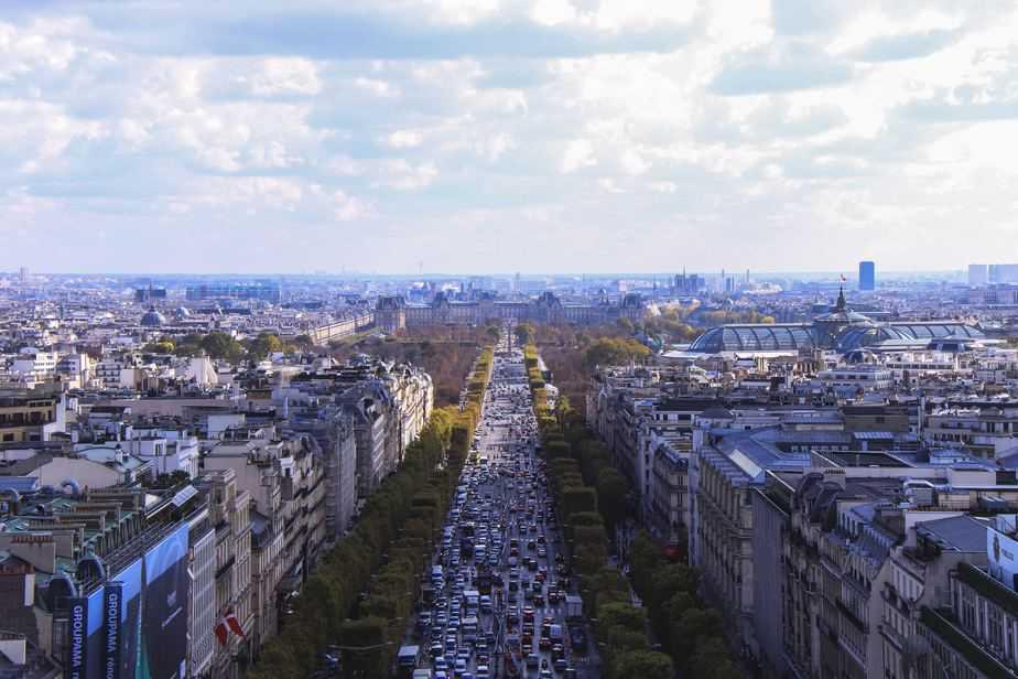 Paris First Timers 3 Days
