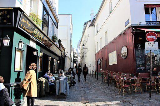 Montmartre Trail