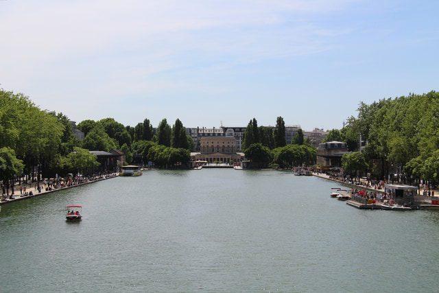 Paris - Bassin de La Villette
