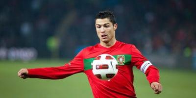 Argentine vs. Portugal - Cristiano Ronaldo