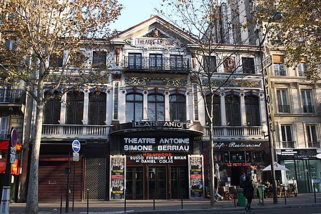 Paris Théâtre Antoine