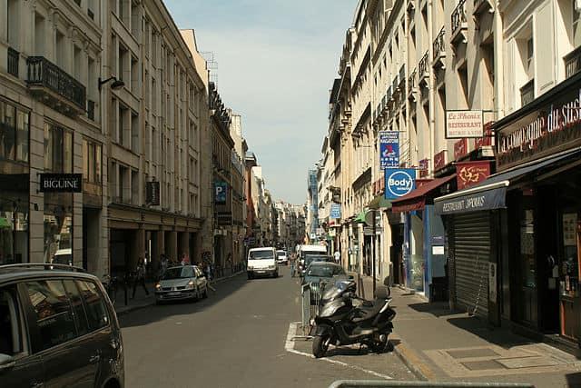 Rue du Faubourg-Poissonnière (Paris)