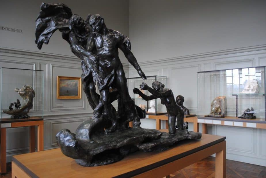 Age of Maturity by Camille Claudel