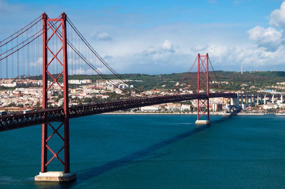 25th of April bridge Lisbon