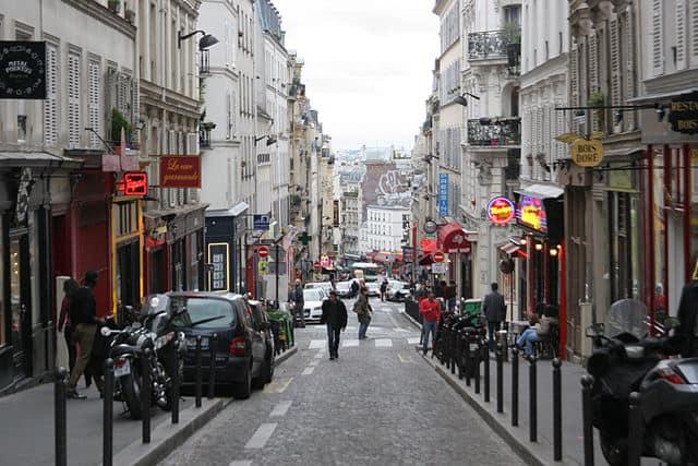 Rue des Martyrs, Paris