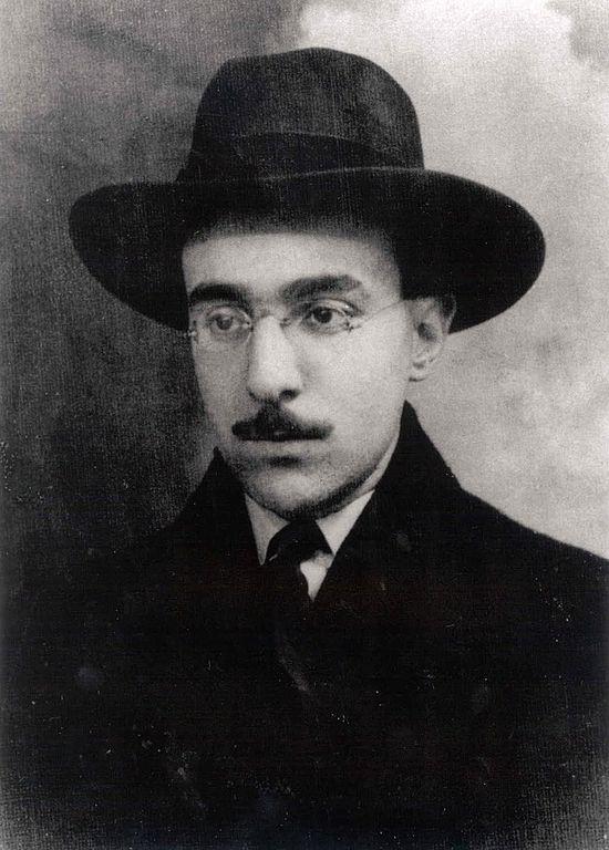 Fernando Pessoa 1914