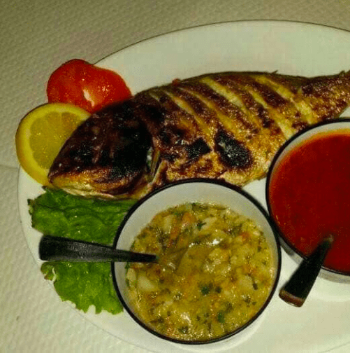 African Restaurants Paris