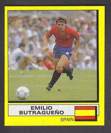 Emilio Butragueño footballer