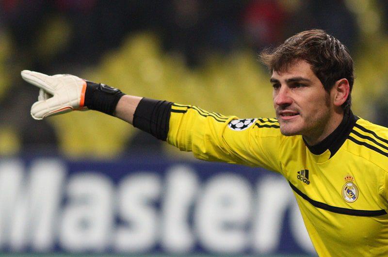 Iker Casillas Spanish Soccer